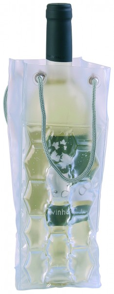 "Metmaxx® Flaschenkühler ""Carry&Cool"" transparent"