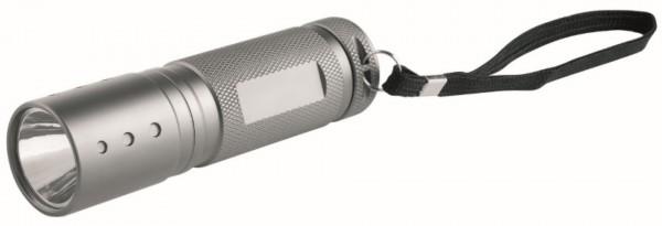 "Metmaxx® LED MegaBeam Taschenlampe ""GoRed3Watt"" rot"
