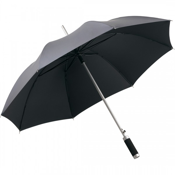 AC alu regular umbrella Windmatic