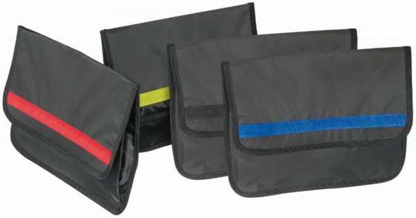 """CreativDesign Wagenpapiertasche """"NylonBudget"""" schwarz/schwarz"""