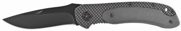 """Metmaxx® Taschenmesser """"CarbonHawk"""" silber"""