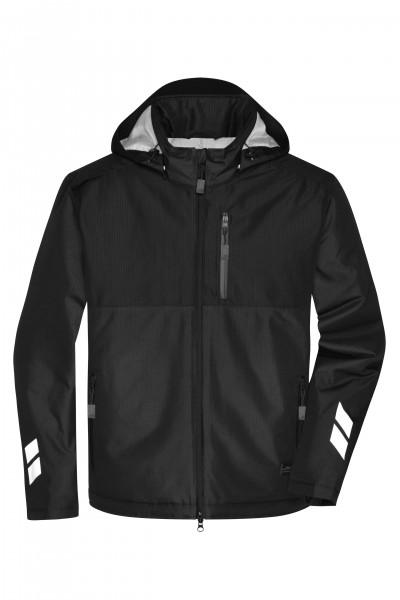 Padded Hardshell Workwear Jacket