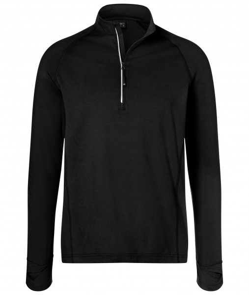 Men's Sports Shirt Half-Zip