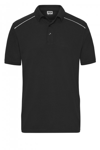 Men's Workwear Polo - SOLID -
