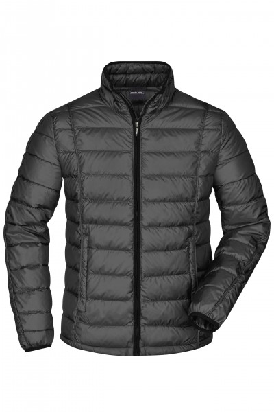 Men's Quilted Down Jacket