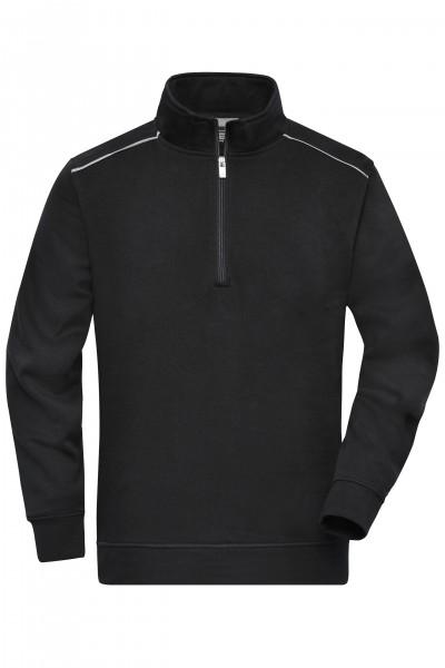 Workwear Half-Zip Sweat - SOLID -