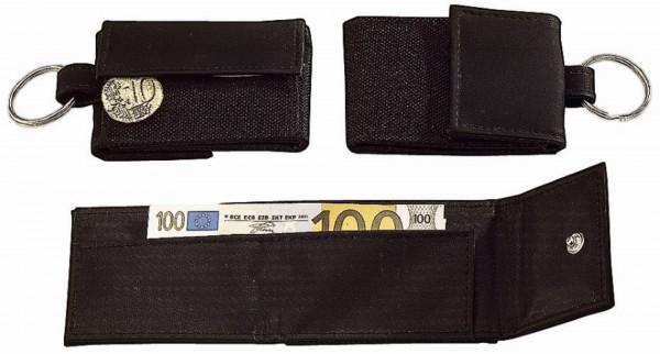"Blackmaxx® Minibörse ""MoneyOrganizer"" schwarz"