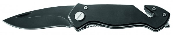 "Metmaxx® Rettungsmesser ""CompactSecurity"" schwarz"